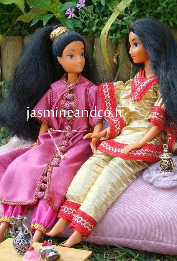 barbie robe marocaine