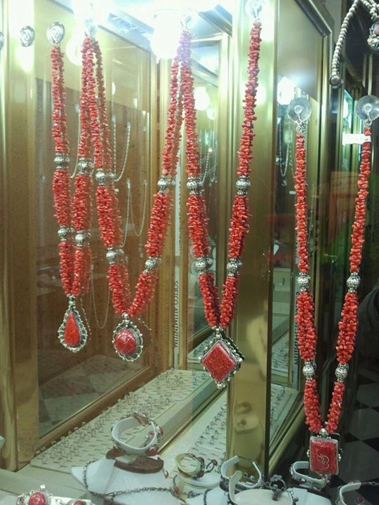 collier kabylie