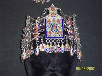 diadème kabyle