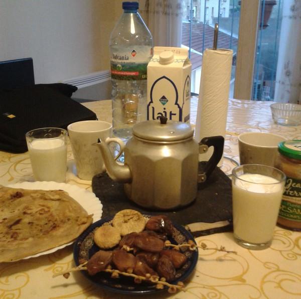 idée ftour ramadan