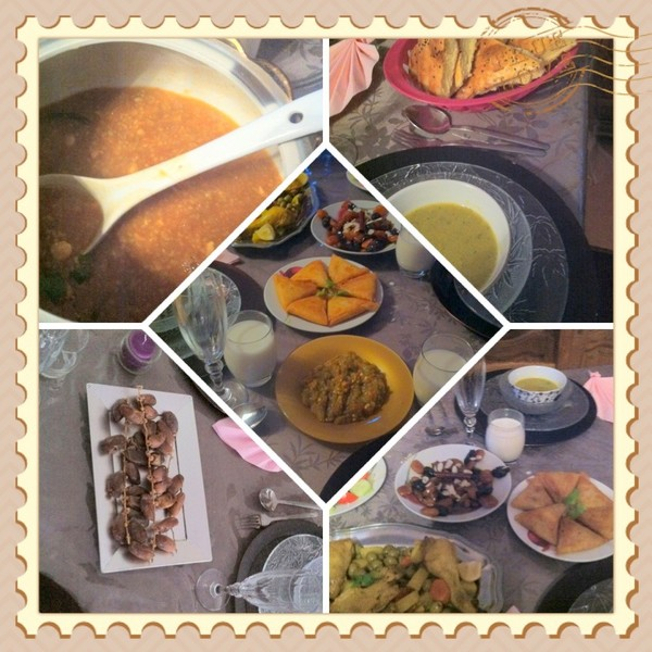 table ramadan
