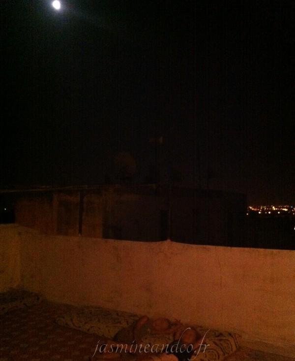 terrasse marocaine