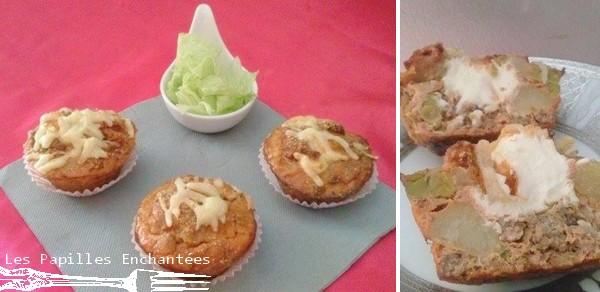 muffin tajine tunisien