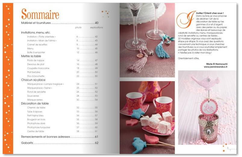 livre table orientale 5