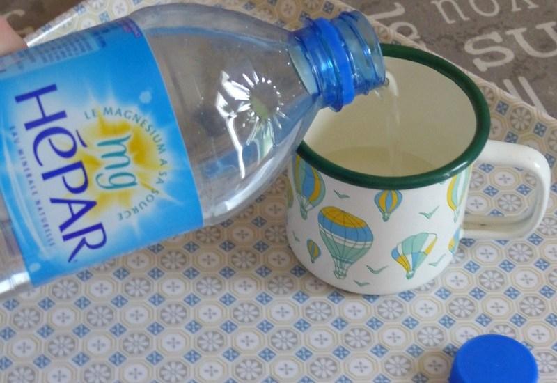 Eau Hépar contre la constipation : Test