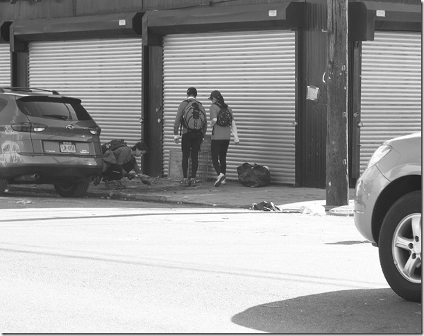 Staten Island Neighbors helping 8