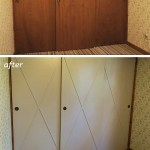 Diy Closet Door Trim Tutorial