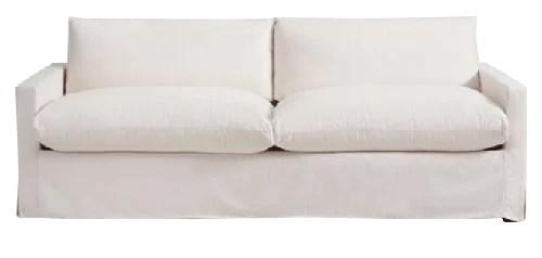 linen slipcovered sofas under 2k roundup