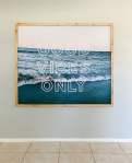 diy tapestry frame
