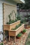 diy tiered herb planter