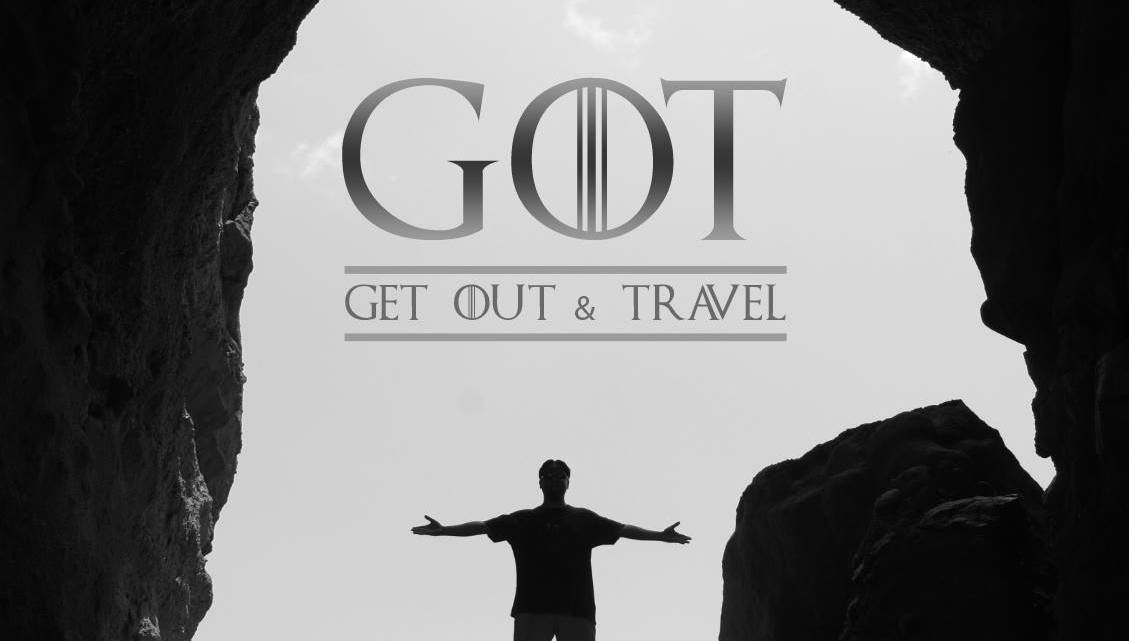 GOT: Get Out and Travel