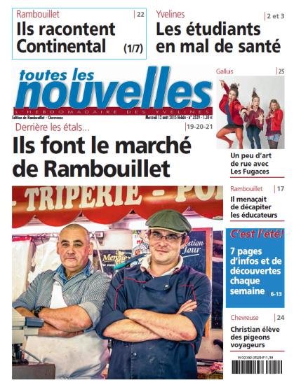 Les Nouvelles - Edition Rambouillet