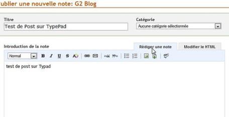TypePad_Rédaction