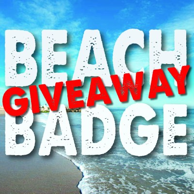 Jersey Shore InMotion's Beach Badge Giveaway
