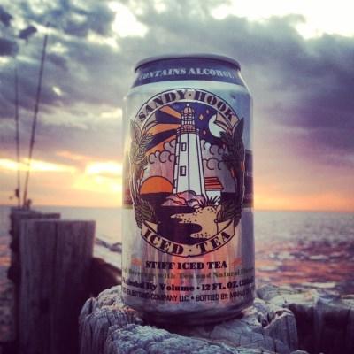 Sandy Hook Iced Tea joins Jersey Shore InMotion!