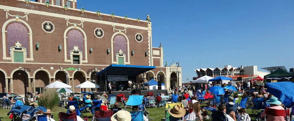 blues and brews festival brings live music and craft beers to asbury park - Asbury Park Beer Garden