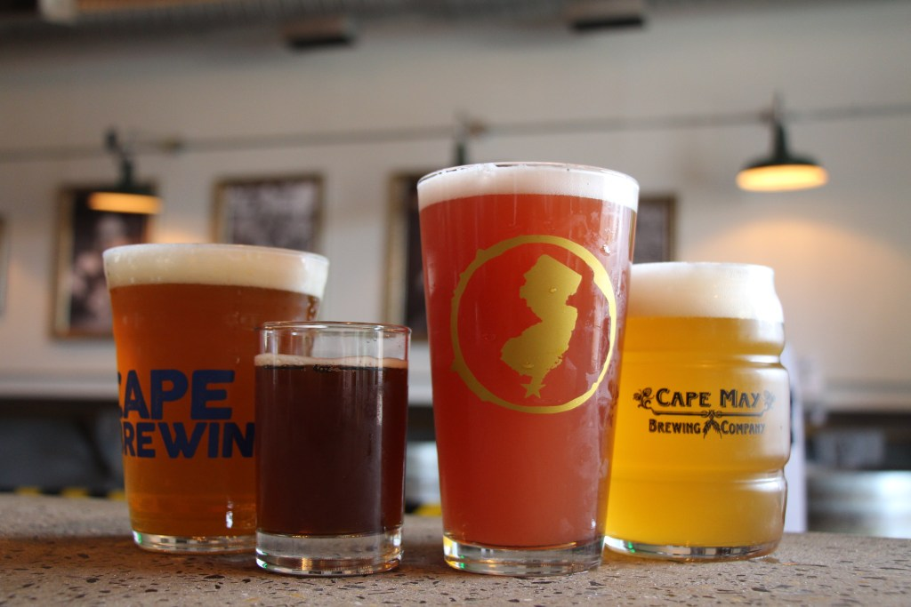 Craft Beer is King at Cape May Brewing Company