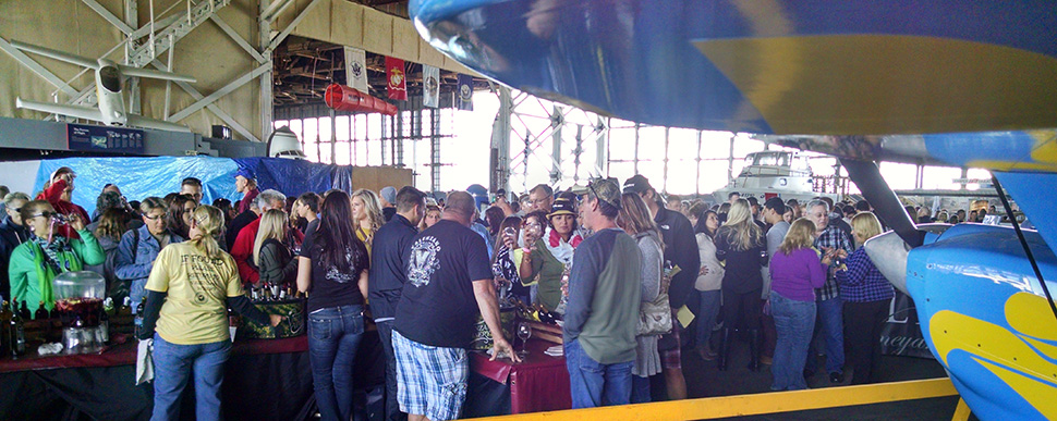 Cape May Wine & Food Experience Returns to NASW Aviation Museum