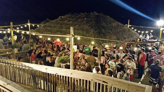 Jersey Shore Outdoor Bars