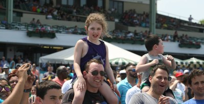 This Week at Monmouth Park: Father's Day and Monmouth Park Kids Club