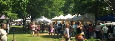What's Happening in Downtown Toms River This August: 5th Annual Art in the Park