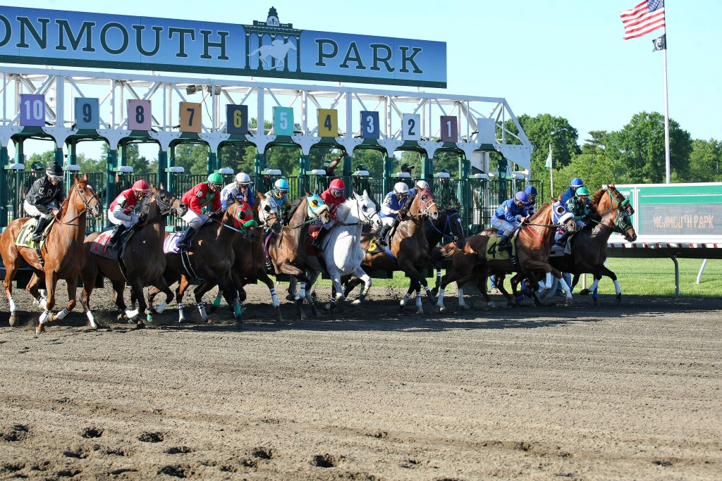 This Week at Monmouth Park: Summer Racing Festival!