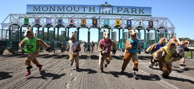 This Week at Monmouth Park: Rutgers Pride and the 48th Annual Irish Festival!