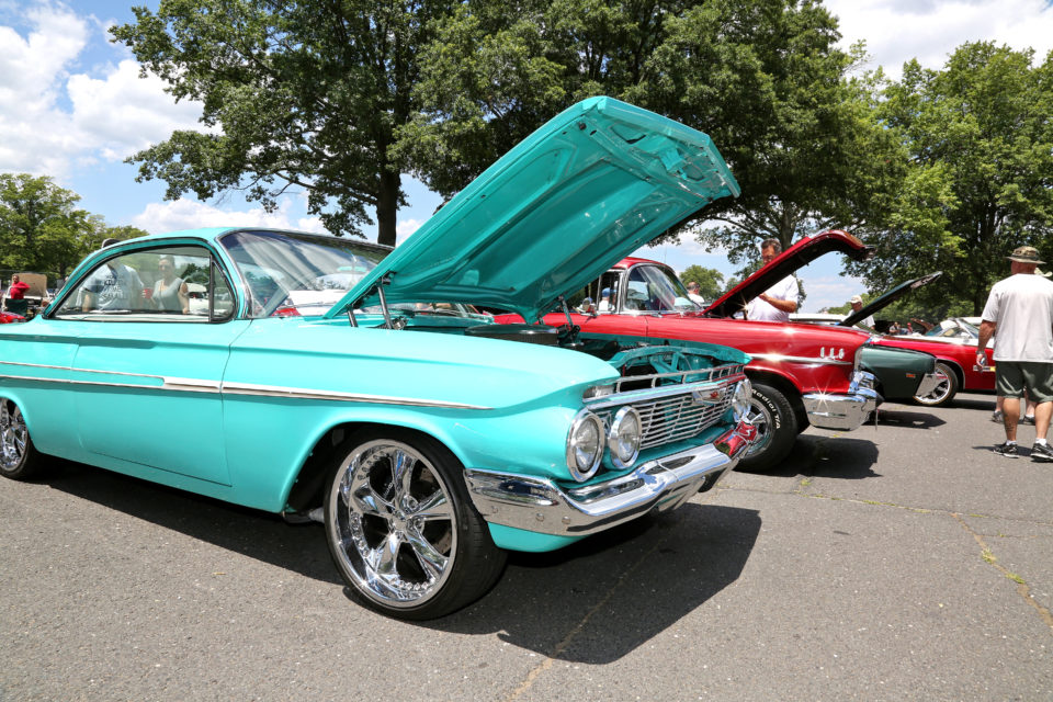This Week at Monmouth Park: The Seabrook Classic Car Show & Oldies Day!