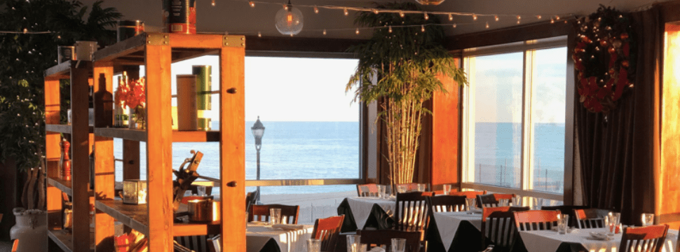 Jersey Shore Date Night Guide- Waterfront Dining