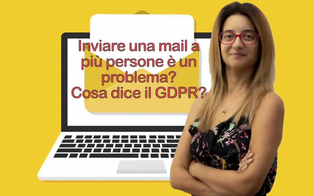 Associazioni, come inviare mail rispettando la privacy dei destinatari