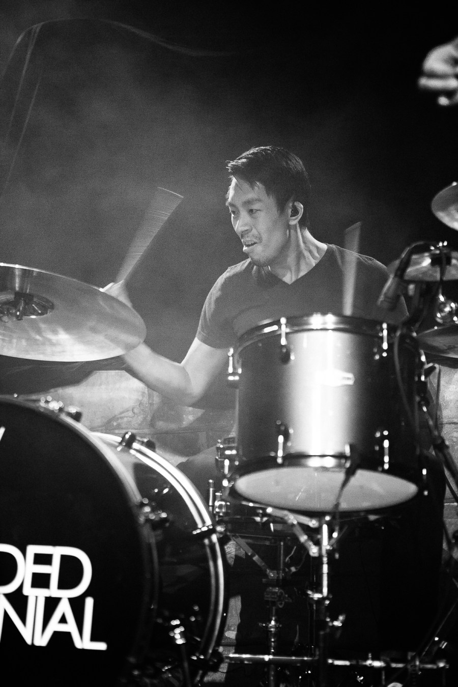 Tyson Dang of Red Handed Denial
