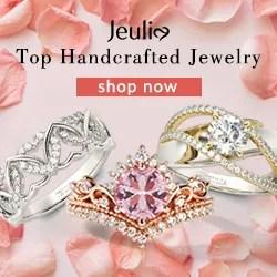 Jeulia Wedding Jewelry Sale 2021