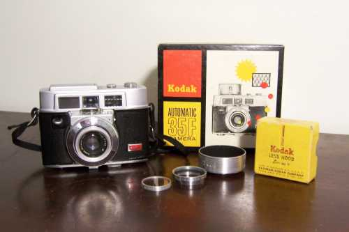 Kodak Automatic 35F set
