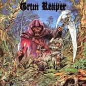 Grim Reaper album cover