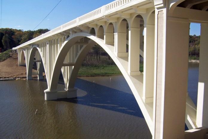 1951 Cataract Lake Bridge, Owen County, Indiana