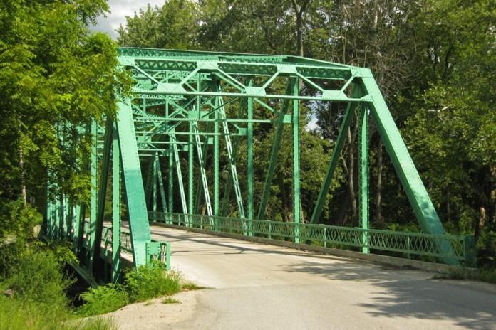 1931 Xenia Bridge, Carroll County, Indiana
