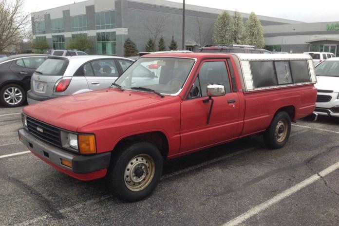 1983-88 Toyota truck g