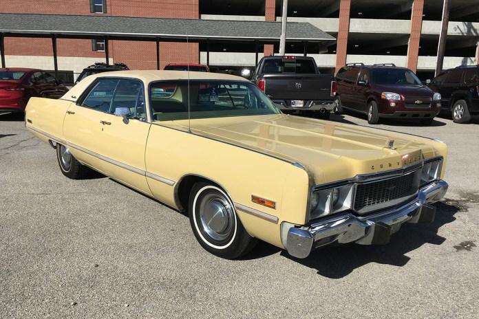 1973 Chrysler Newport Custom