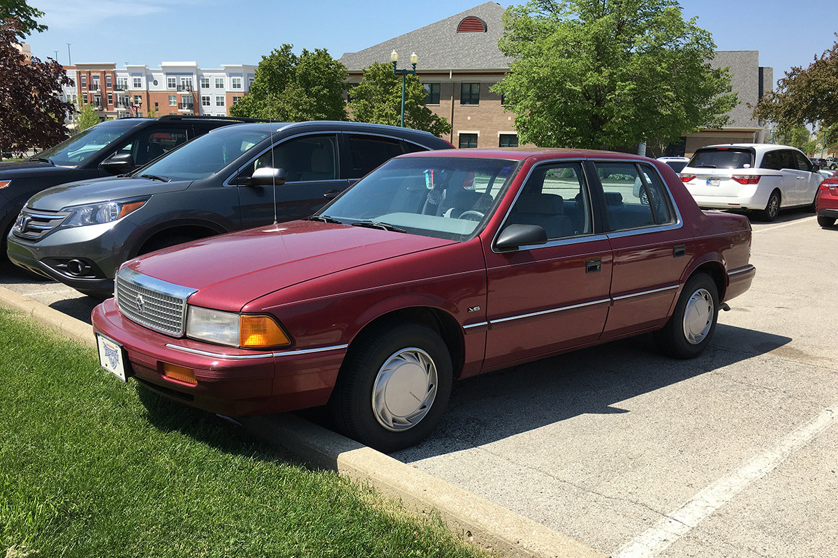1989-95 Plymouth Acclaim