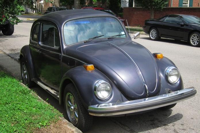 1974 VW Beetle