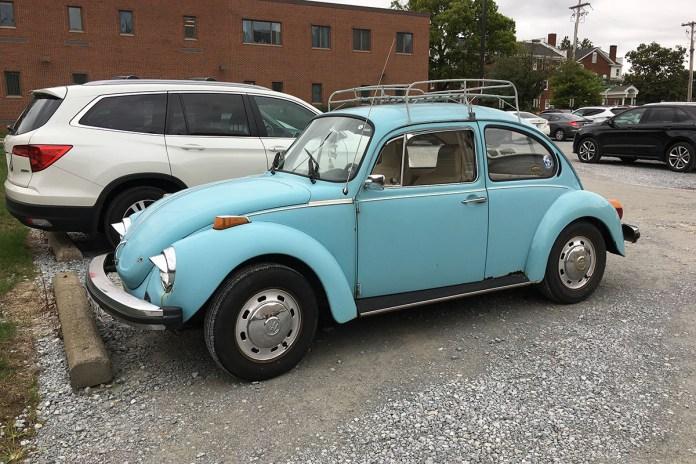 1974 VW Super Beetle