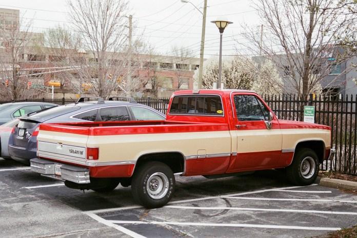 1981-87 Chevrolet truck