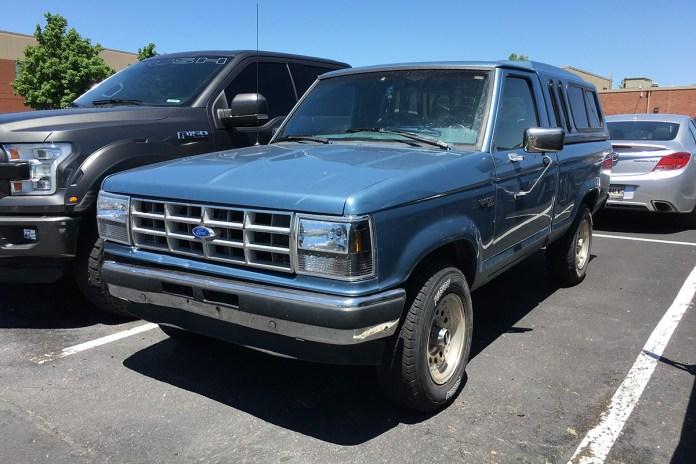 1989-92 Ford Ranger