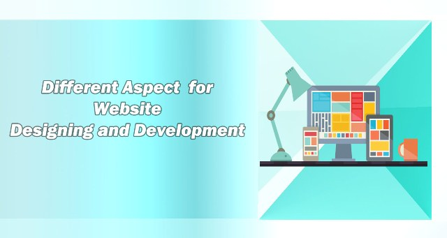 Different Aspect for Website Designing and Development