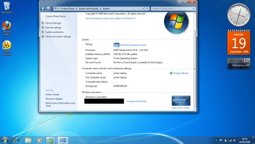 Inside Windows 7