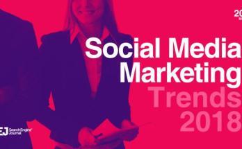 Most significant social media trends 2018