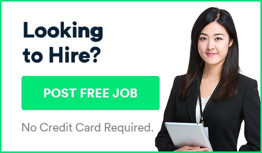 post free jobs online india