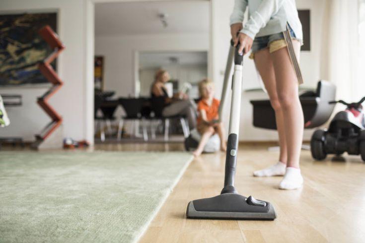 Vacuum Your Home Furniture