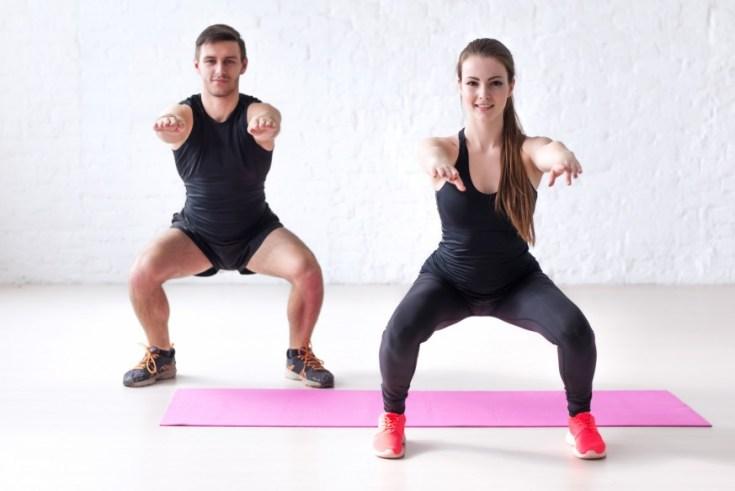 Squatting Exercises
