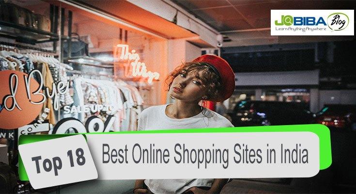 f401527d 18 Best Online Shopping Sites in India | Jobiba Blog
